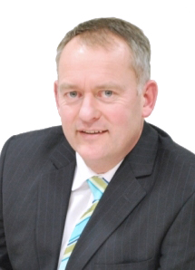 Paul Sharples Headshot - Chartered Building Surveyor