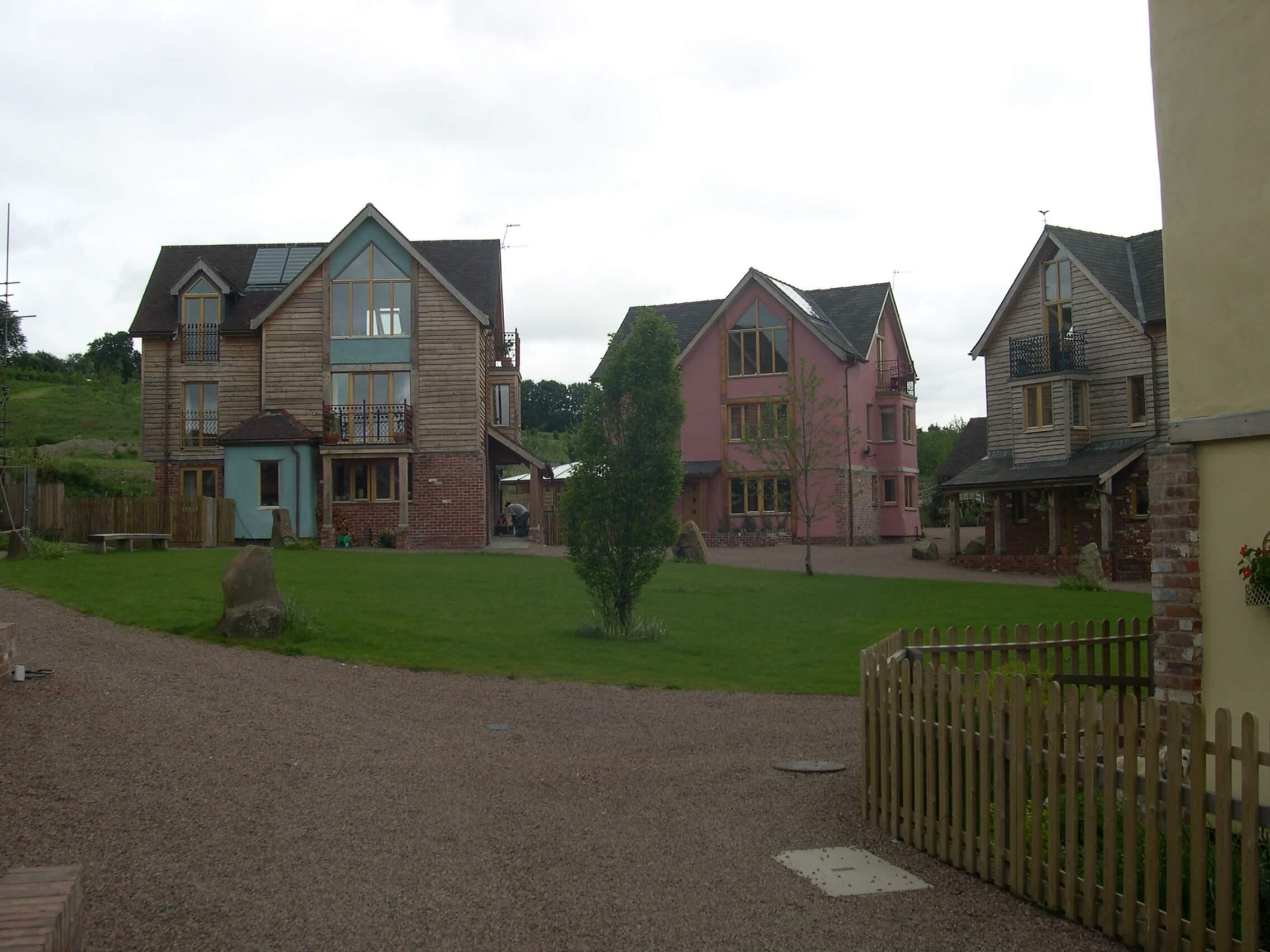 The Wintles, Bishops Castle